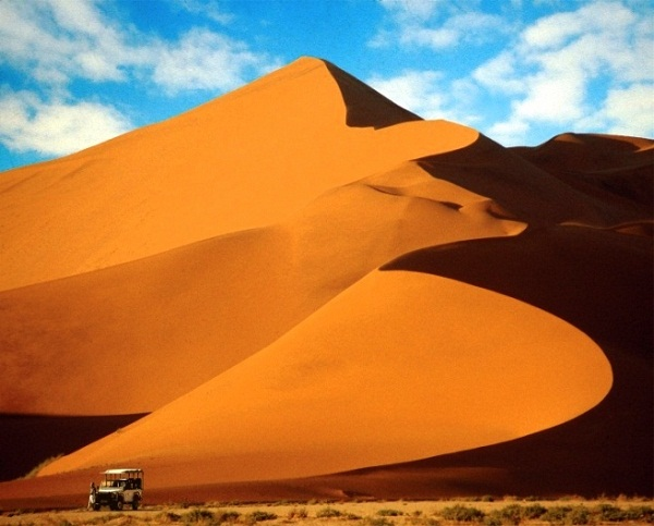 15 day tour through Namibia. From the worlds most ancient desert to the vast salt pan of Etosha national park