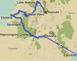 East Africa Tour